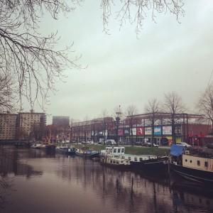 Groningen Gracht Oosterpoort