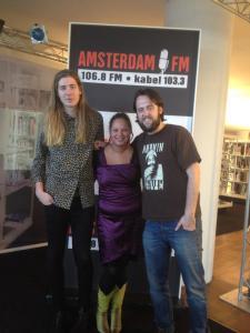 Singlefeestje @AmsterdamFM